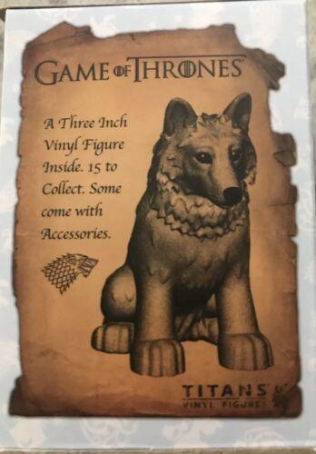 "Titans minis game of thrones les sept royaumes 3/"" mini a Bran Stark 1//18"