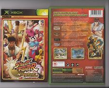 STREET FIGHTER ANNIVERSARY RARE XBOX / X BOX 360 INCLUDES ANIMATED MOVIE