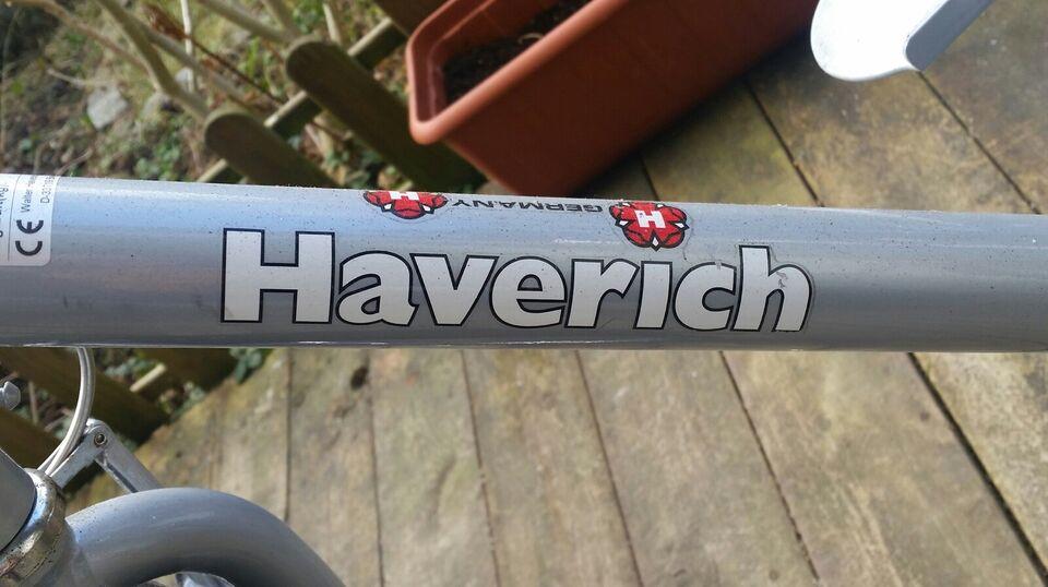 Helt ny ! Haverich trehjulet cykel DR 26/20