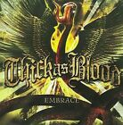 Embrace by Thick as Blood (CD, Apr-2009, Eulogy)