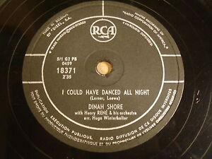 78T-DINAH-SHORE-WHAT-A-HEAVENLY-NIGHT-I-COULD-HAVE-DANCED-ALL-NIGHT