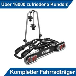 thule euroride 2 fahrradtr ger f r 2 fahrr der f r. Black Bedroom Furniture Sets. Home Design Ideas