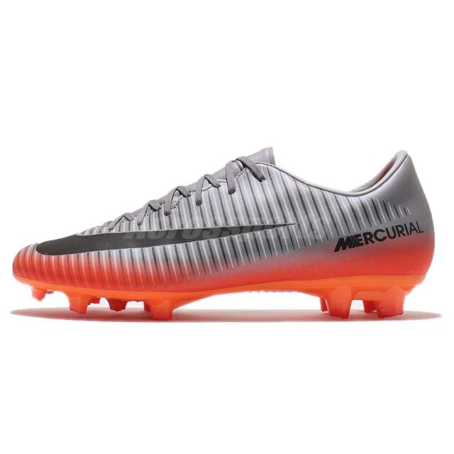 best service 9a4f0 1d1f8 NEW NIKE MERCURIAL VICTORY VI CR7 FG SOCCER CLEATS SZ 13  130