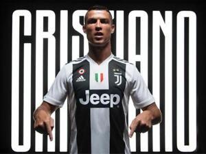 Poster Cristiano Ronaldo Juventus 7 Juve Cr7 Soccer Football Calcio