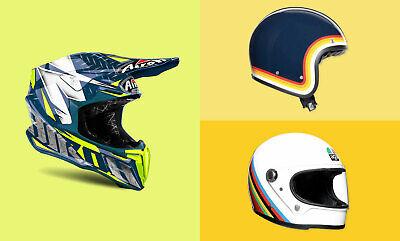 20% off Motorcycle Helmets
