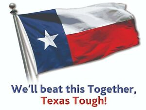We-039-ll-Beat-This-Together-Texas-Yard-Sign