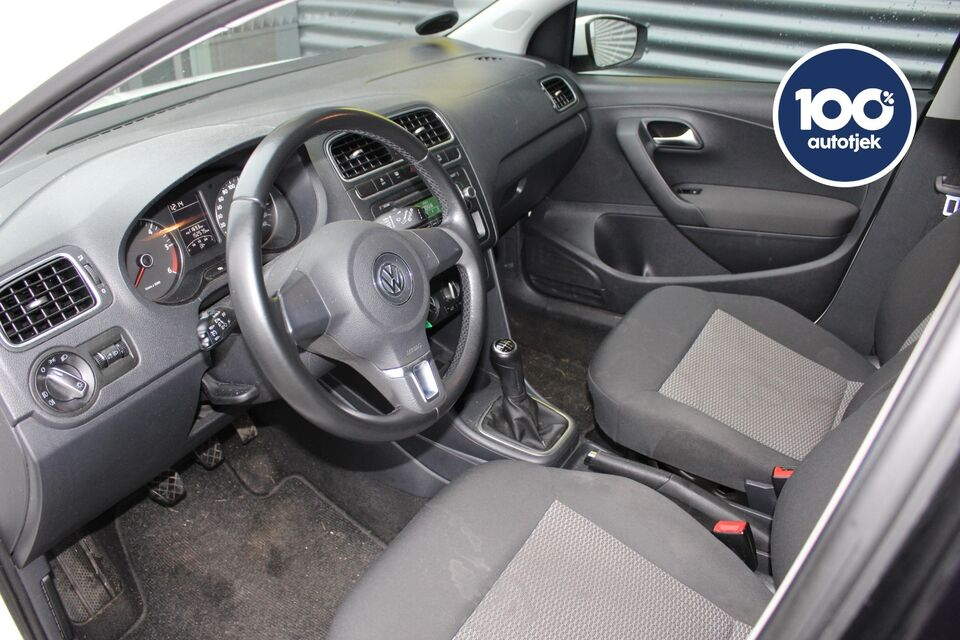 VW Polo 1,2 TDi 75 Trendline BlueMotion Diesel modelår 2012