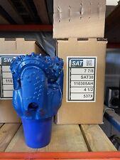 7 78 Sat30 537x Tci Drill Bit Hdd Waterwell Oilfield Tricone 4 12 Api Reg Pin