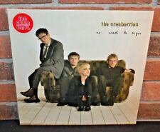 No Need to Argue [LP] by The Cranberries (Vinyl, Jul-2015, Plain Recordings)