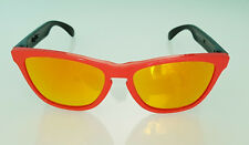 74e7b1e9df item 1 Oakley Frogskins Heritage Sunglasses OO9013-34 Red Fire Iridium NEW -Oakley  Frogskins Heritage Sunglasses OO9013-34 Red Fire Iridium NEW