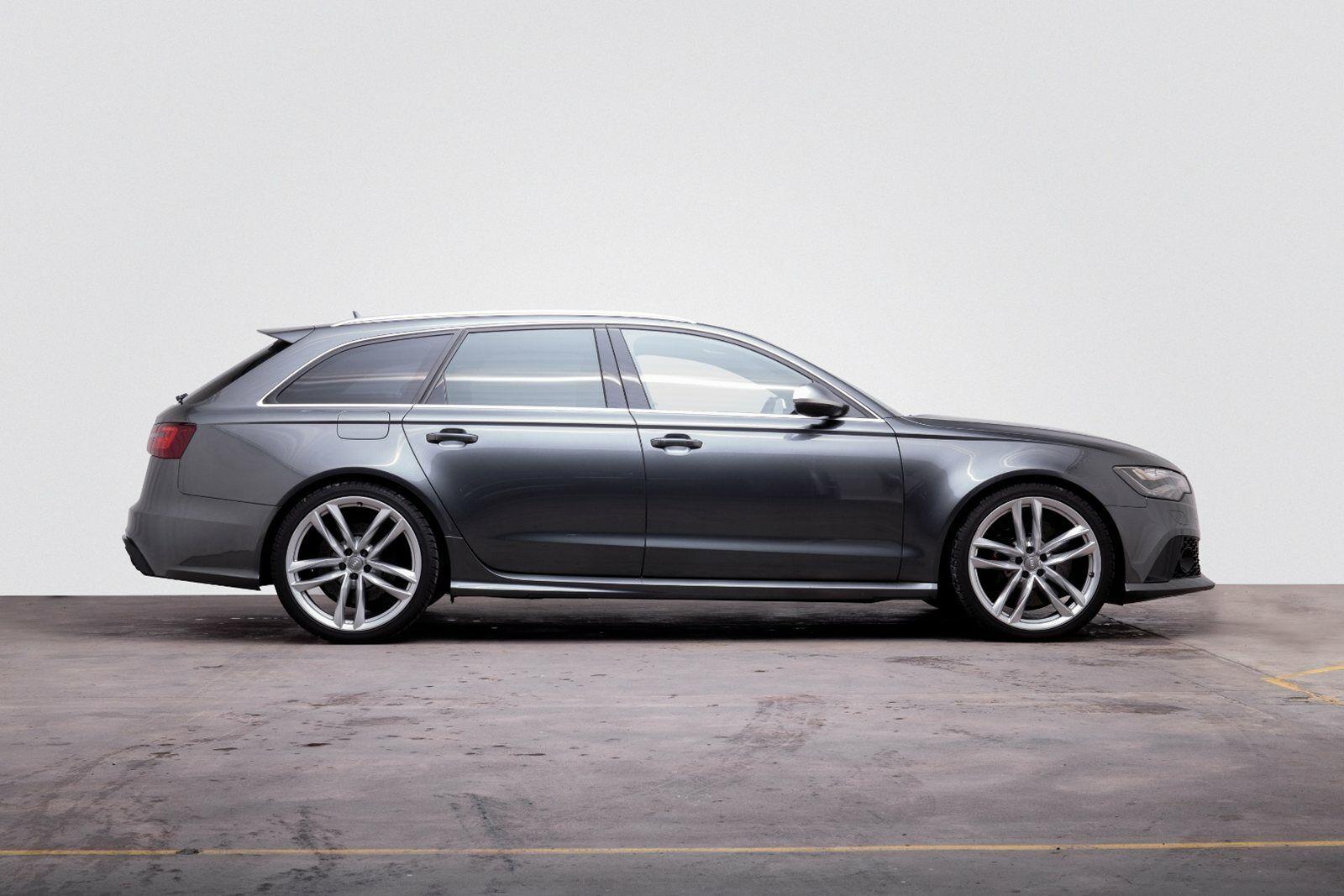 Audi RS6 4,0 TFSi Avant quattro Tiptr. 5d - 4.995 kr.