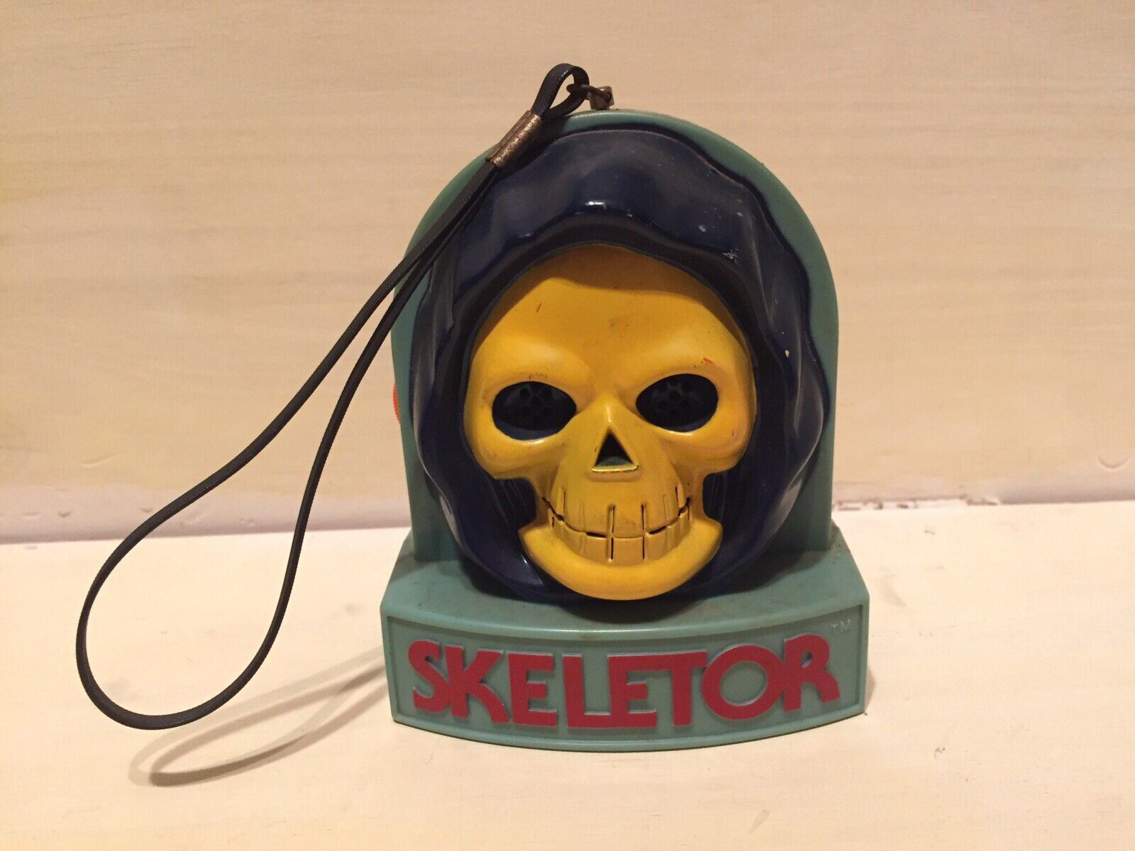1985 He-Man & Skeletor Masters of the Universe MOTU AM Radio Works