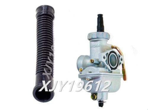 Carburetor /& Air Filter Hose Tube for Kazuma Meerkat Falcon 50cc 90cc ATV