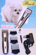 Haarschneidemaschine Schermaschine Rasierer Tierhaarschneider Haustier Trimmer