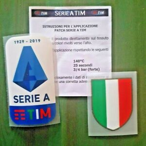 patch-toppa-SET-logo-JUVE-SERIE-A-TIM-1929-2020-2019-SCUDETTO-PICCOLO-35x45mm