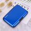 miniatuur 15 - RFID-Aluminium-Brieftasche-Kreditkartenhalter-Kartenetui-Metall-ID-Etui-Amadeus