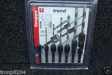 Trend Snappy SNAP//D//Set 7 Piece imperial drill bit set