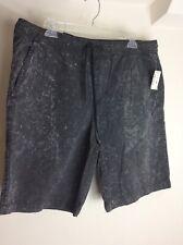 Mens AEROPOSTALE Brooklyn Calling Color Wash Denim Shorts Cut off NWT