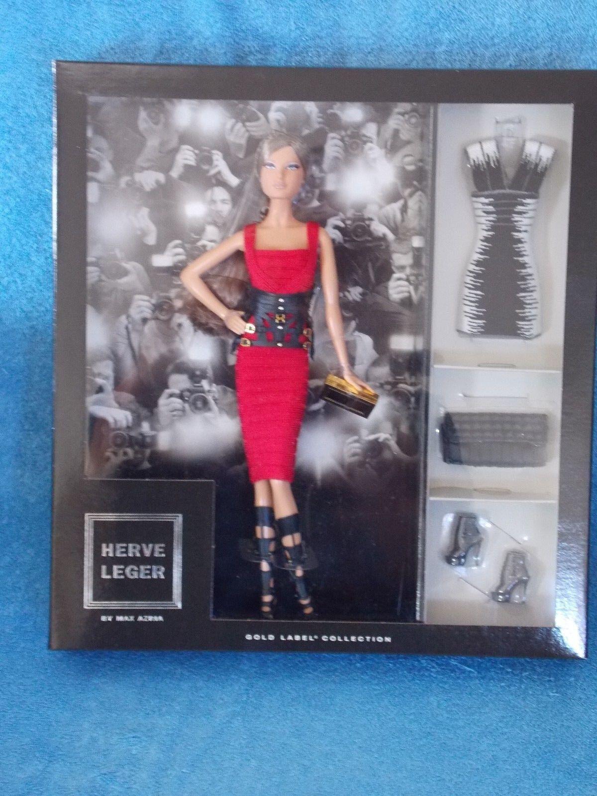 Herve Leger Muñeca Barbie by Max Azria 2013