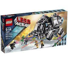 The Lego Movie 70815 SUPER SECRET POLICE DROPSHIP Batman Green Ninja Figure NISB