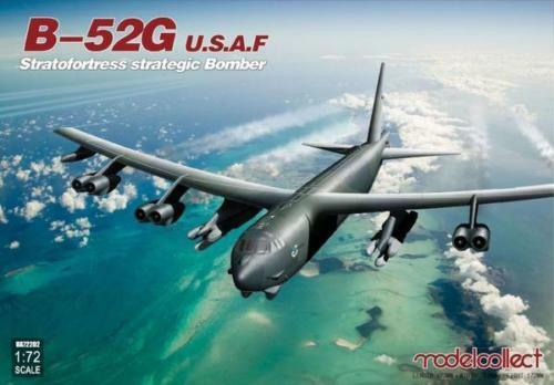 ModelCollect 1 72 USAF B-52G Stratofortress strategic Bomber Model Aircraft Kit