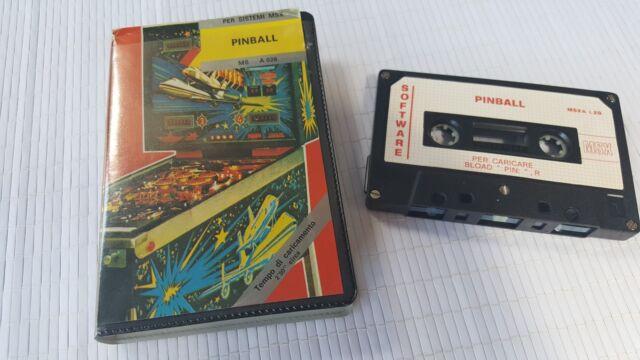 MSX Game - Pinball