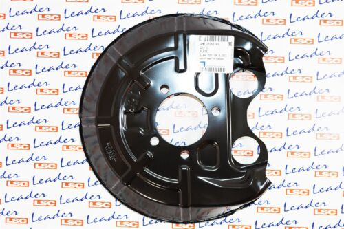 GENUINE VAUXHALL SIGNUM NEW VECTRA C RH DISC BRAKE SHIELD REAR RIGHT