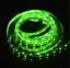 STRISCIA-6-LED-SMD-5050-3528-10cm-bianca-rossa-blu-gialla-verde-RGB-luce-12V miniatura 6