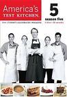 America's Test Kitchen Season 5 4pc DVD