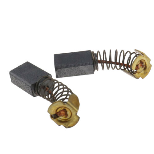 1//2 Pair Motor CB-7E Grinder Carbon Brushes 6x10x15mm for Makita Power Tools