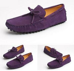 Men-039-s-loafer-driving-casual-shoes-lace-up-moccasin-gommino-11-color-7-11-5