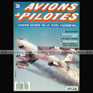 AVIONS-amp-PILOTES-N-26-PORT-STANLEY-AVRO-VULCAN-B-MK2-IPERIAL-AIRWAYS-BOEING-B-47