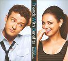 Friends With Benefits [Original Soundtrack] [Digipak] by Original Soundtrack (CD, Jul-2011, Madison Gate Records)