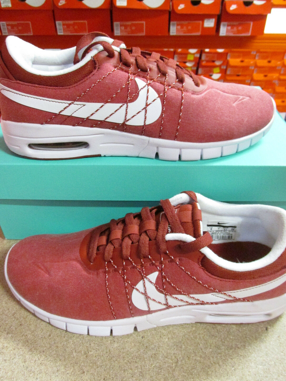 Nike Sb Koston Max Baskets Hommes 833446 601 Baskets