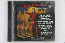 CD. Michael Jackson - Blood on the Dance Floor: HIStory in the Mix