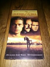 Legends of the Fall (VHS, 2000, Special Edition)