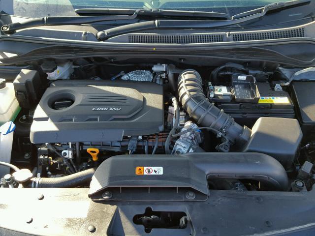 2014 Hyundai I40 1 7 CRDi Diesel Engine D4FD Code 4 Months
