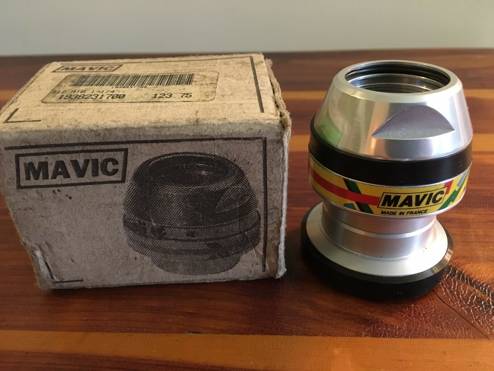 "New Mavic 317 Headset 1+1 4"" 31.8 x 26F - NOS NIB 1 And 1 4 Inches"