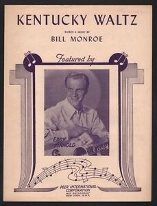 Kentucky-Waltz-1946-Eddy-Arnold-Sheet-Music