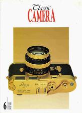 Classic Camera Magazine May 1998: Leica MP, Square Exakta, Meyer & Ross Lenses