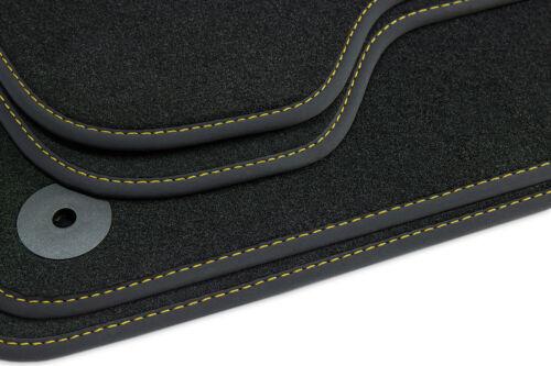 2012 Premium Fußmatten für Opel Adam ab Bj