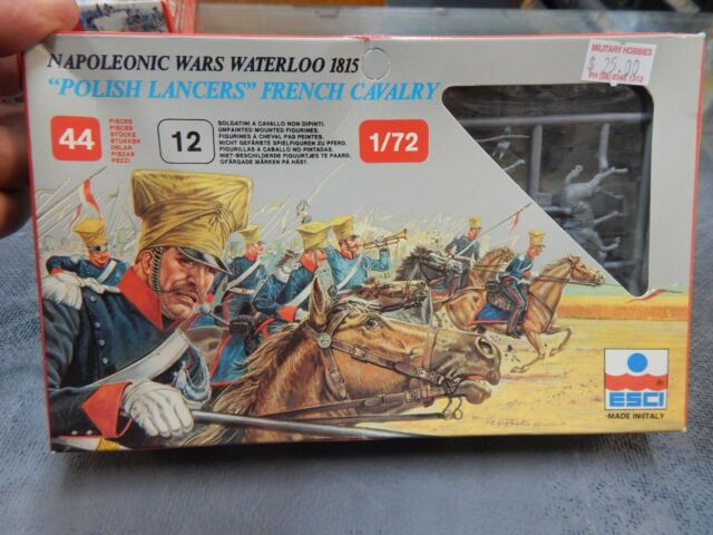 1/72 ESCI Polish Lancers figures #218