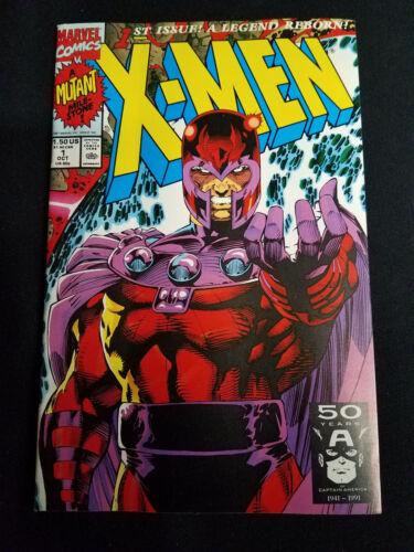Stan Lee X-Men 1st Issue A Legend Reborn #1 Oct 1991//Marvel Comic Book//Cover #2