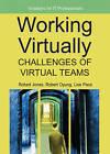 Working Virtually: Challenges of Virtual Teams by Lise Pace, Robert Jones, Robert Oyung (Hardback, 2005)