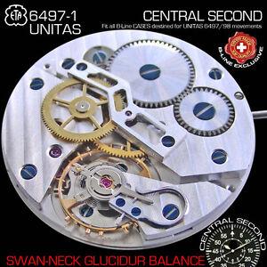 MOVEMENT-ETA-UNITAS-6497-1-CENTRAL-SECOND-SWAN-NECK-GLUCYDUR-SCREW-BALANCE
