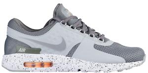 timeless design 7e094 5565e NEW Men s Nike Nike Nike Air Max Zero Premium Shoes Sneakers Size  6 Color