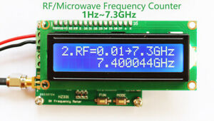 1Hz-7-3GHz-Microwave-Frequency-Counter-Radio-RF-Frequency-Meter-Counter
