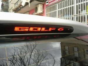 Pegatina-para-la-tercera-luz-de-freno-Golf-6-Volkswagen-VI-caja-6