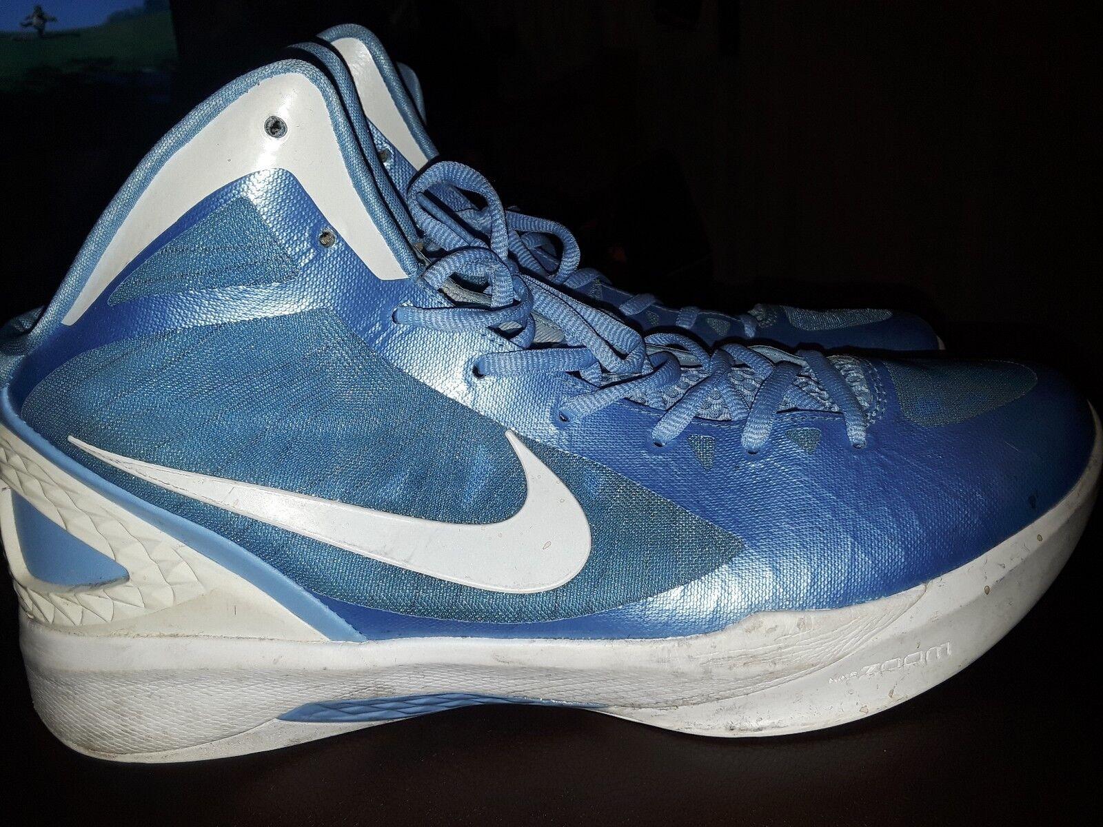 Nike 2011 hyperdunk zoom pallacanestro Uomo scarpe azzurre e bianche (raro