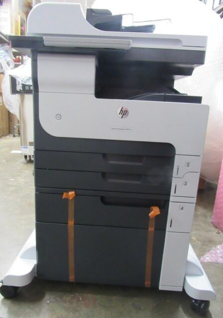 HP LASERJET MFP M725 DRIVERS WINDOWS 7